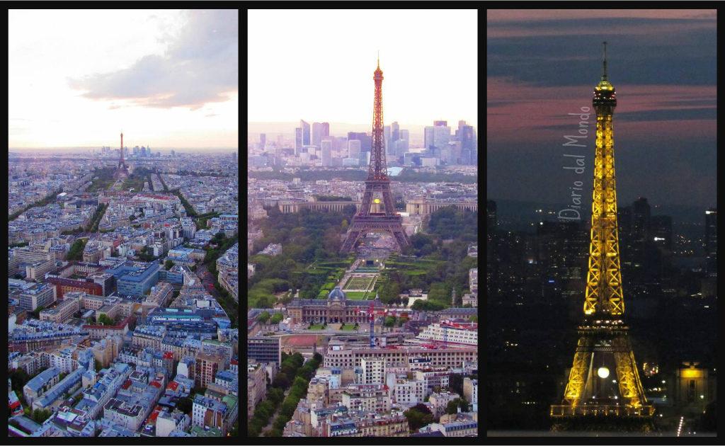 Mini-moon a Parigi