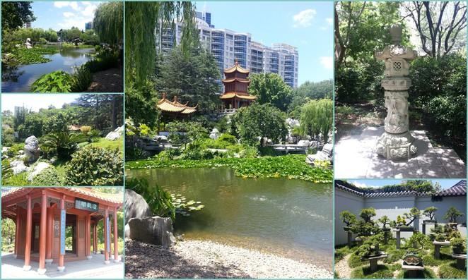 Chinese Garden of Friendship di Sydney