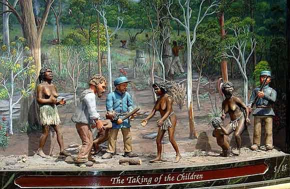 stolen generation australiana