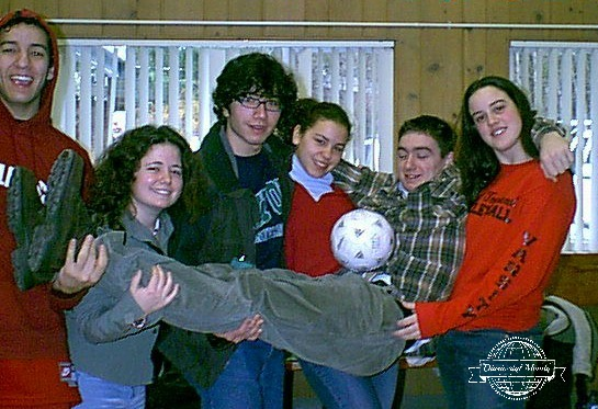 Noi exchange students a Seattle 2003/2004