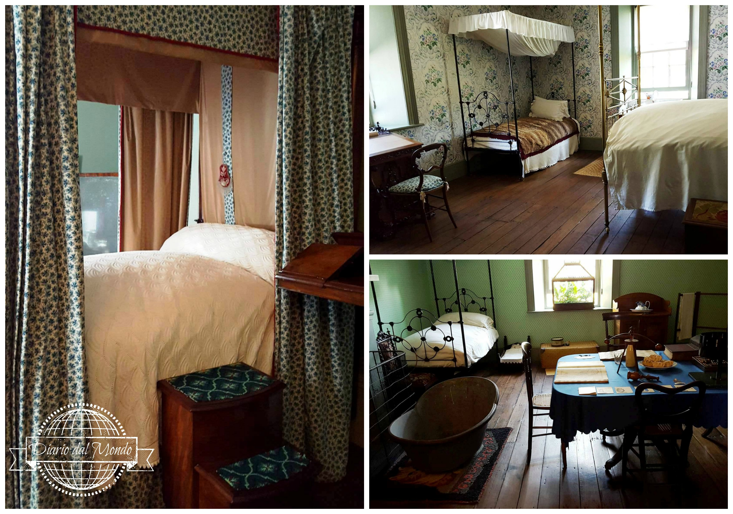 Vaucluse House bedrooms