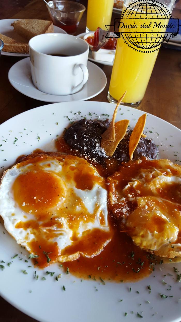 tipica colazione yucateca