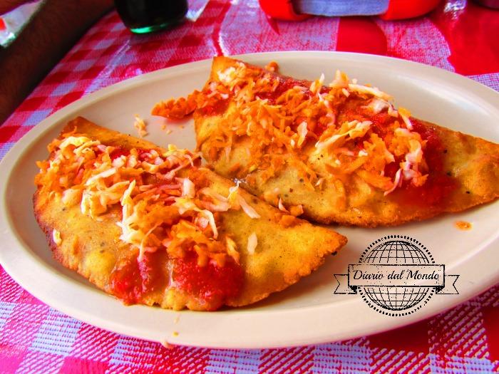 Empanadas a Izamal