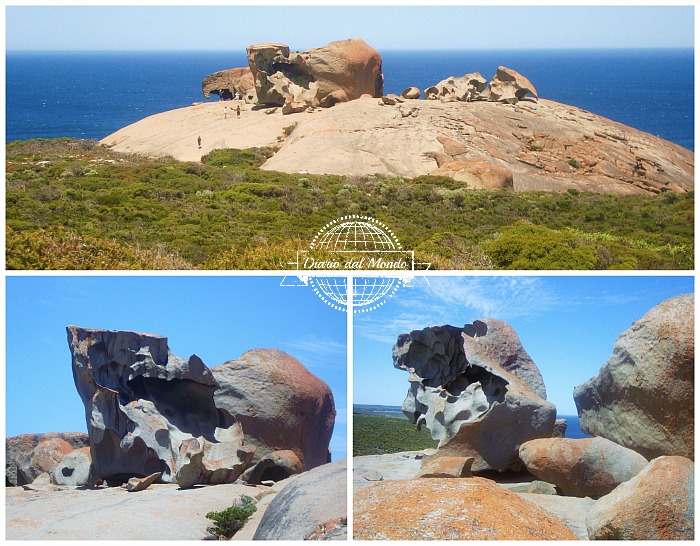 remarkable rocks KI
