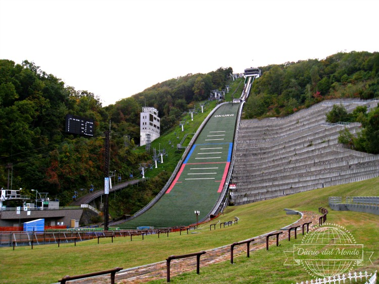 4 giorni a Sapporo