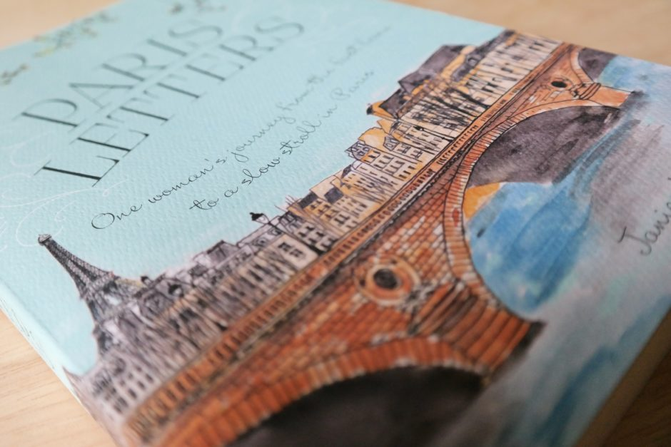 """""""Paris Letters"""" di Janice MacLeod"""
