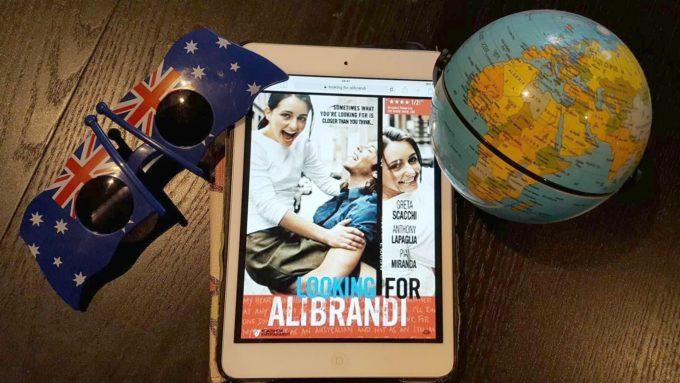 """Looking for Alibrandi"""