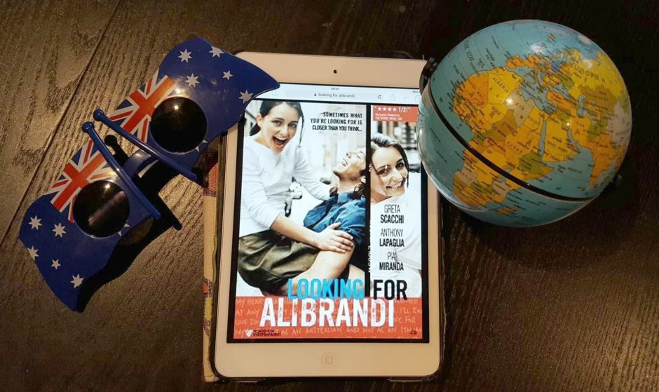 """Looking for Alibrandi"""