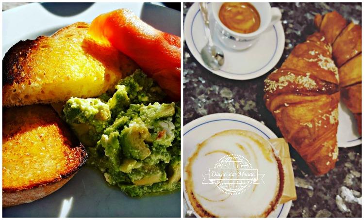 colazione in Australia