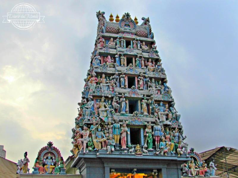 Tempio indù a Little India