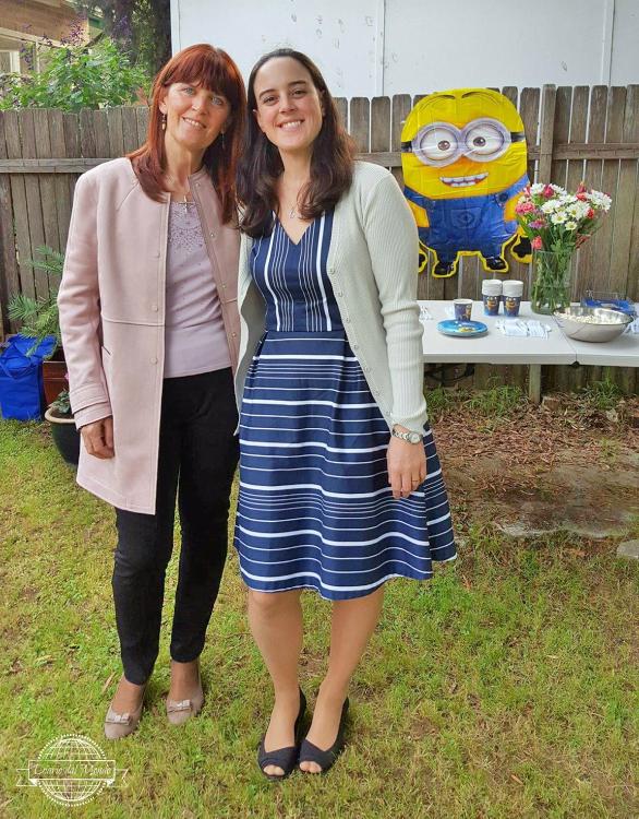 conciliare parenti in visita e vita sociale