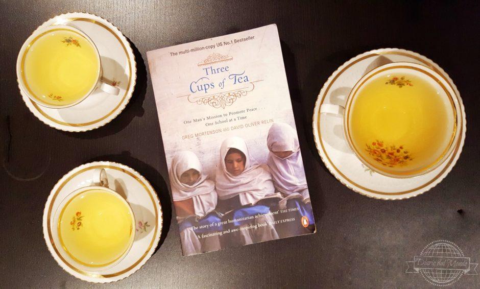 """""""Tre tazze di tè"""" di Greg Mortenson"""