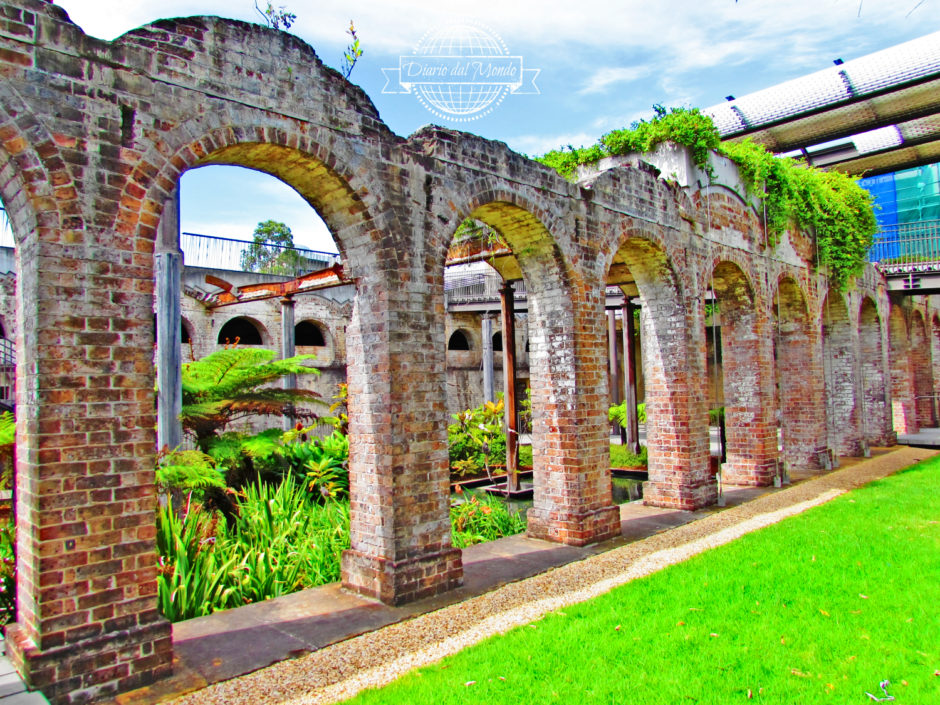 Paddington Reservoir Gardens di Sydney