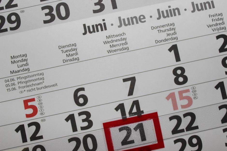 giugno e il suo carico emotivo