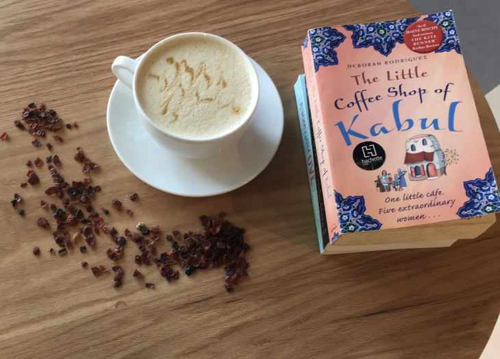 The Little Coffee Shop of Kabul di Deborah Rodriguez