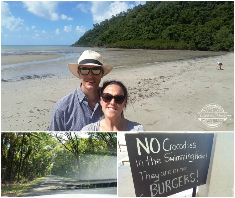 Visitare la Daintree Rainforest