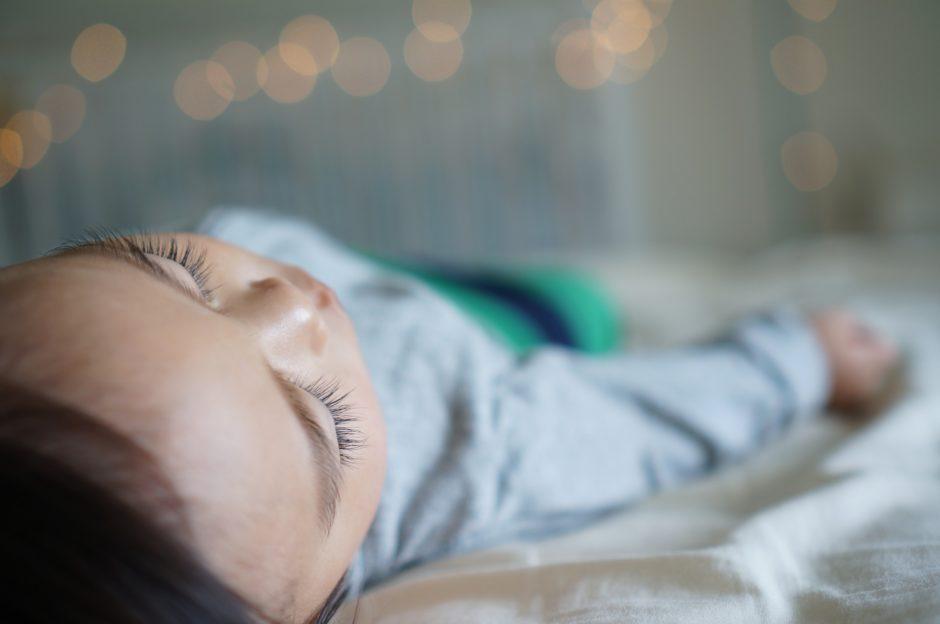sopravvivere a un figlio che non dorme