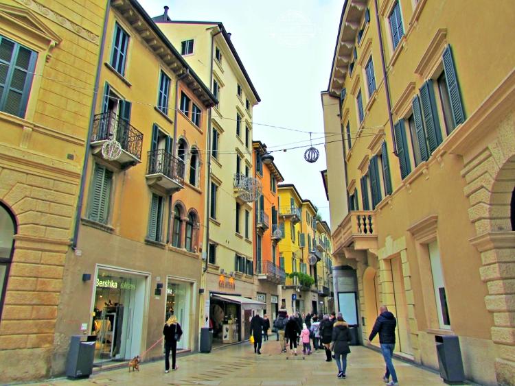 Verona in inverno